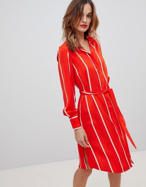 Y.A.S - Robe chemise