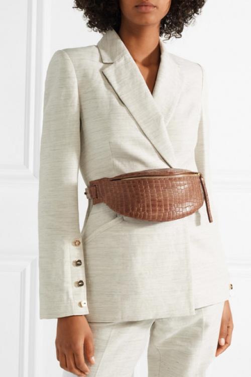 Nanushka - Sac porté ceinture