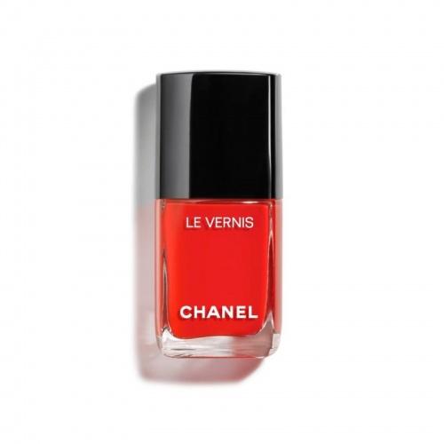 Chanel - Le Vernis Longue Tenue Arancio Vibrante