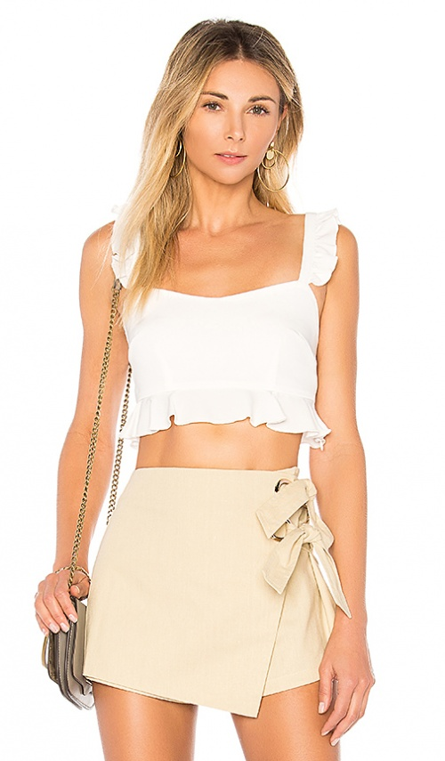 By the way - Crop top
