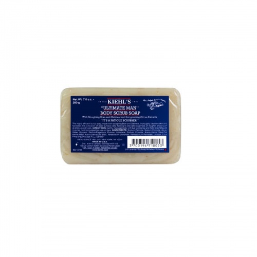 Kiehl's - Ultimate Man Body Scrub Soap