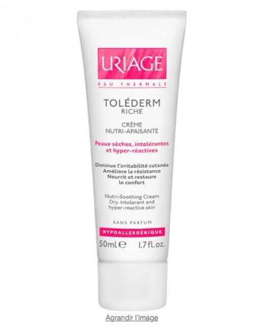 Uriage - Crème nutri-apaisante