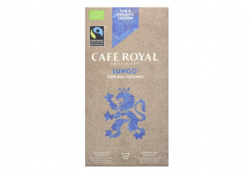 Café Royal - Café Lungo Bio