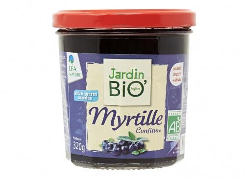 Jardin Bio - Confiture myrtille