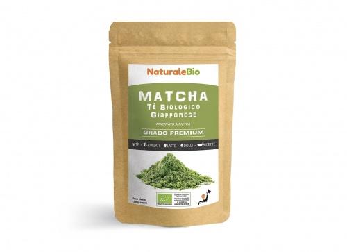 NaturaleBio - Thé Matcha Bio Japonais