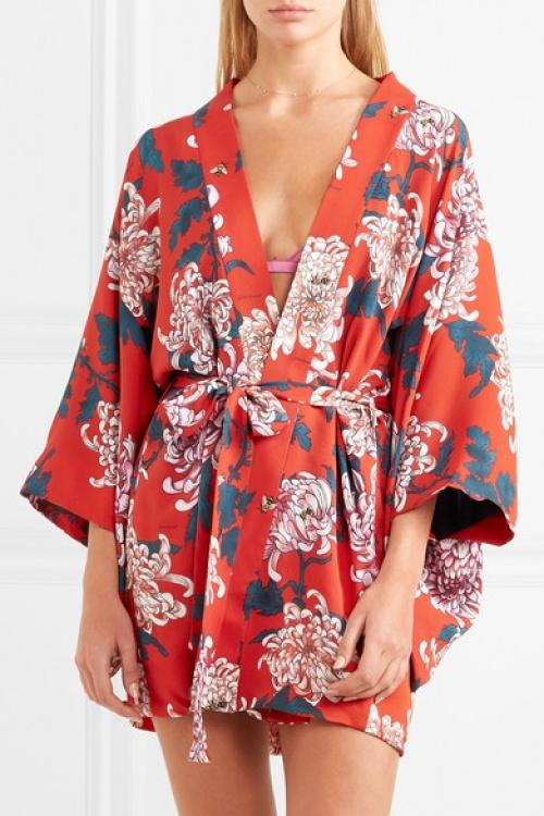 Fleur du Mal - Kimono