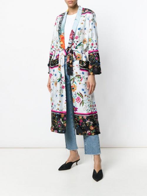 Black Coral - Kimono