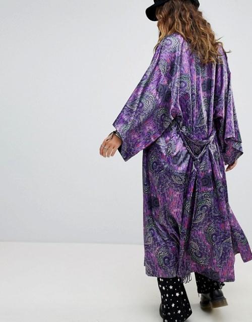 Sacred Hawk - Kimono