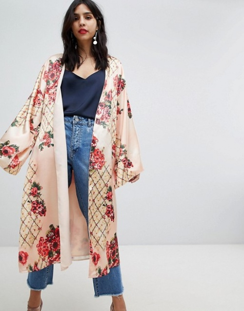 Asos Design - Kimono