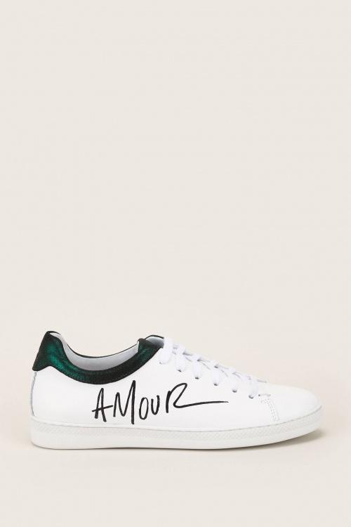 Schmoove Heroine - Sneakers en cuir
