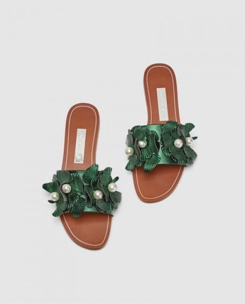 Zara - Claquettes