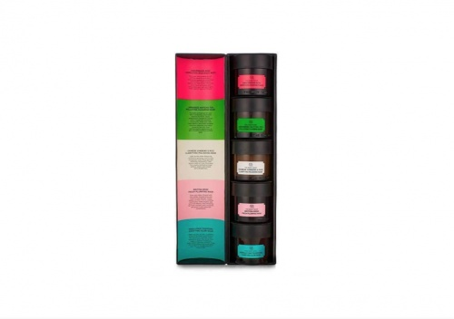 The Body Shop - Collection Sensorielle Masques