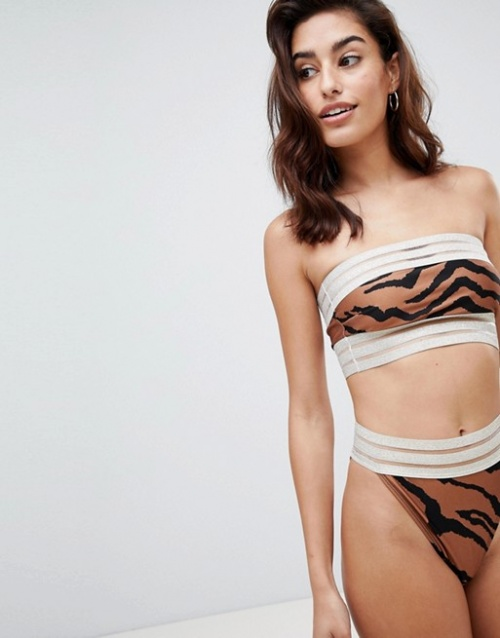 River Island - Haut de bikini