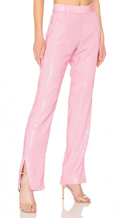 MSGM - Pantalon à sequins