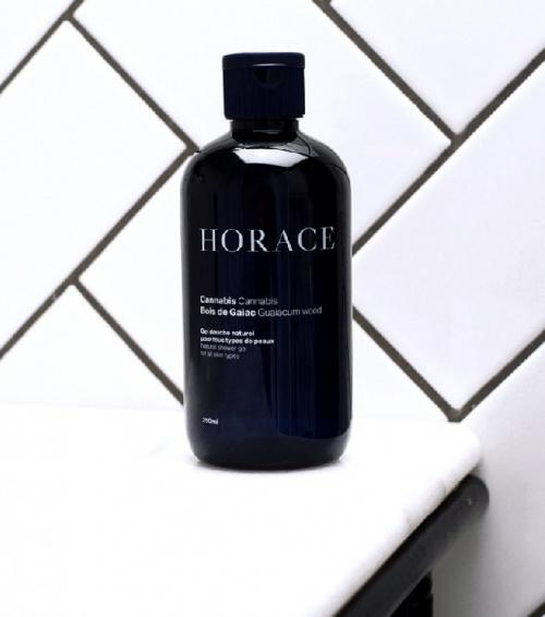 Horace - Gel douche Cannabis & Bois de Gaïac