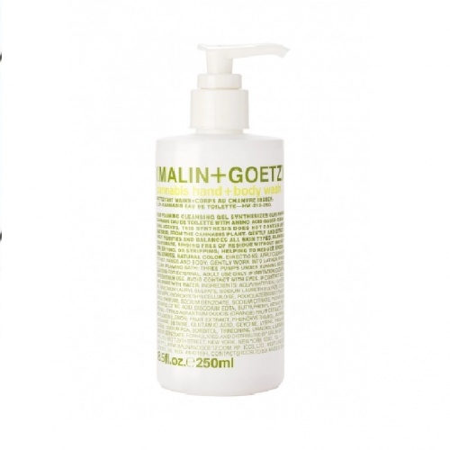 Malin+Goetz - Savon mains et corps au Cannabis