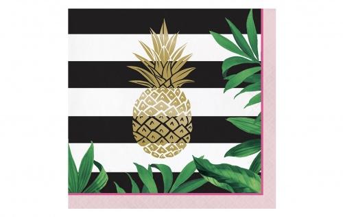 Creative - Serviettes Ananas