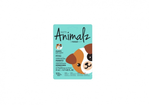 Look Beauty - Pretty Animalz Sheet Mask