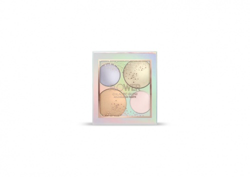 Flower - Galactic Glow Holographic Palette