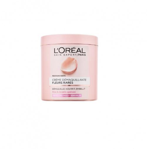 L'Oréal - Fleurs Rares Crème Démaquillante