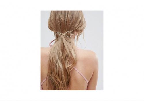 Asos - Pic à Cheveux avec Nœud