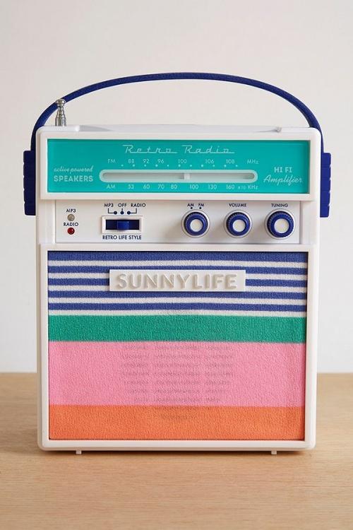 Sunnylife - Enceinte portable
