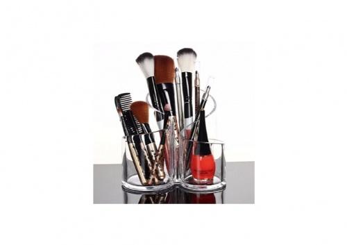 PuTwo - Rangement de Pinceaux à Maquillage