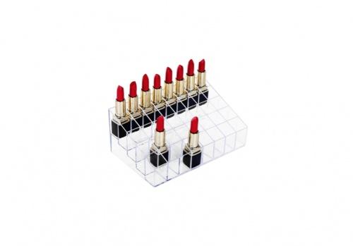 FineHome - Boîte de Rangement Rouges à Lèvres
