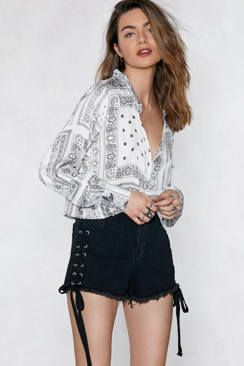 Nasty Gal - Short