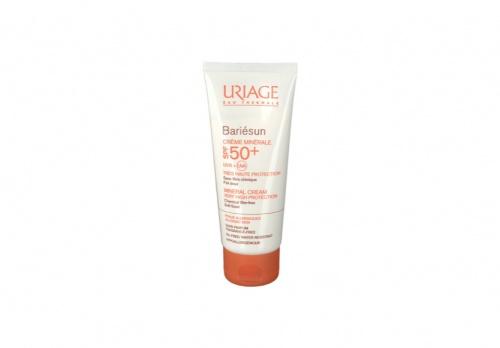 Uriage - Bariésun Crème Minérale IP50