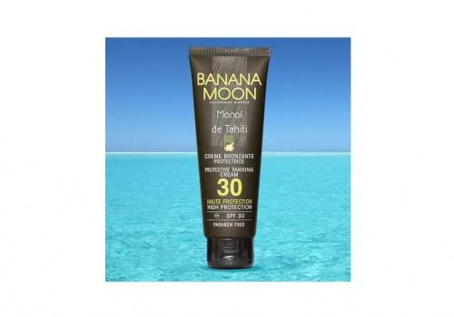 Banana Moon - Crème Bronzante Protectrice SPF 30