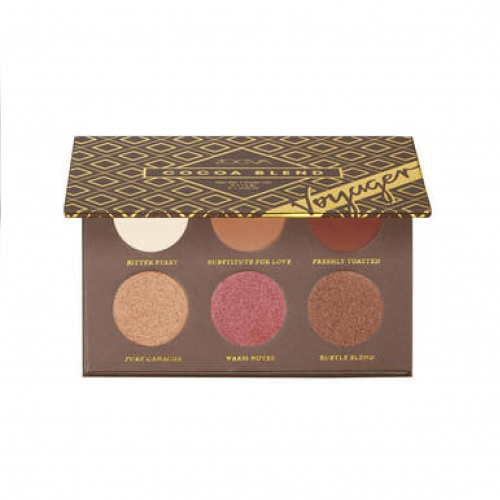 Zoeva - Voyager Cocoa Blend Eyeshadow Palette