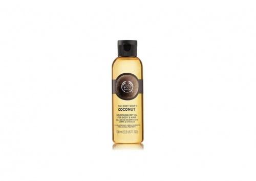 The Body Shop - Huile de Beauté Corps Et Cheveux Noix de Coco