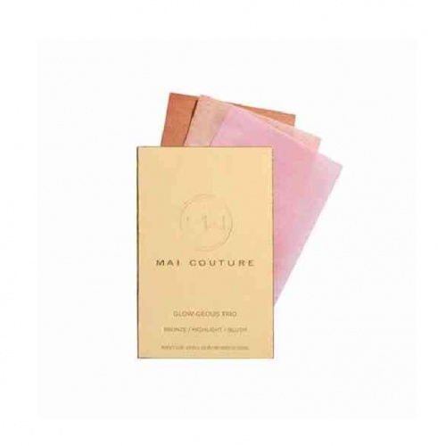 Mai Couture - Trio Papier Packs Trio teint Papier