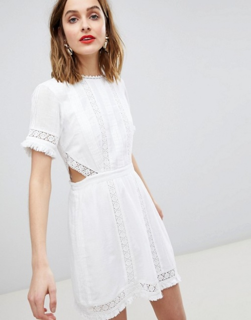 River Island - Robe patineuse