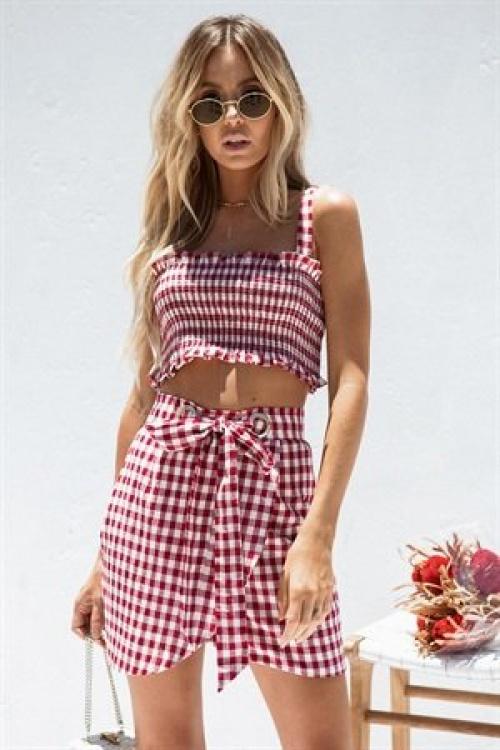 Sabo Skirt - Jupe