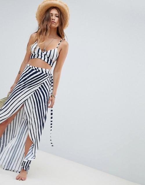 ASOS DESIGN - Jupe sarong