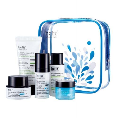 Belif - Beauty to Go Travel Kit