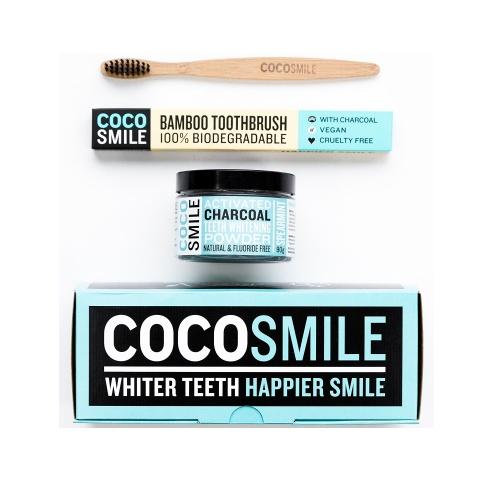 Dentifrice pour blanchiment au charbon actif - Coco Smile