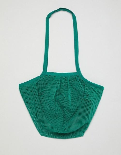 ASOS DESIGN - Petit sac de plage