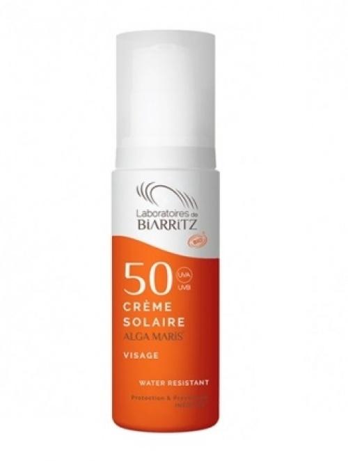 Laboratoires de Biarritz - Crème solaire visage