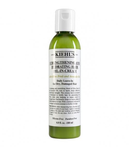Kiehl's - Strengthening & Hydrating Hair Oil-in-Cream