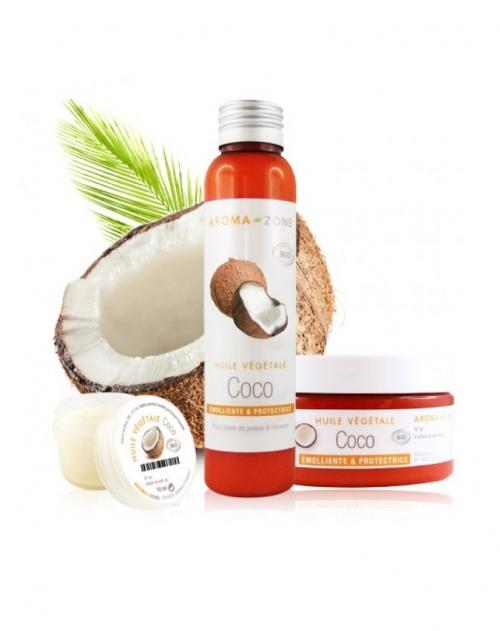 Aroma Zone - Huile de coco