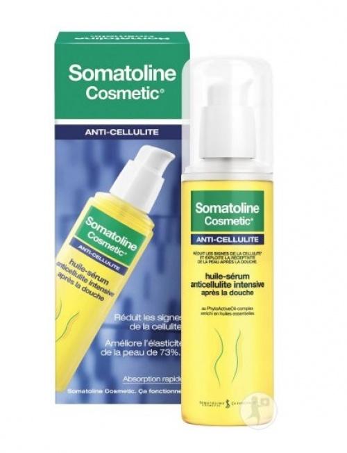 Somatoline Cosmetic - Huile Anti-Cellulite