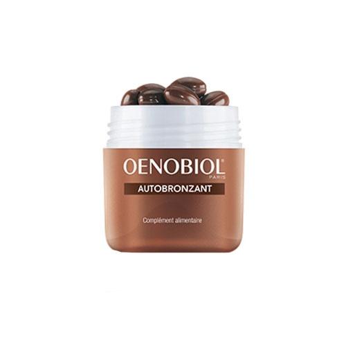 Gélules autobronzantes - Oenobiol