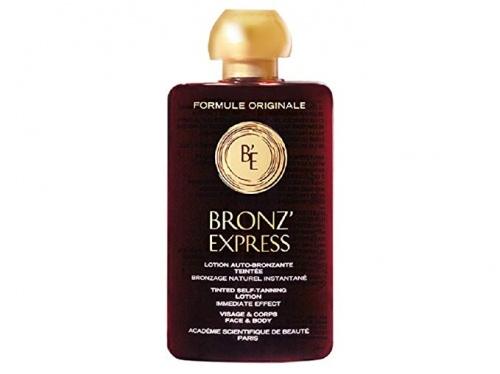 Lotion auto-bronzante teintée - Bronz'Express