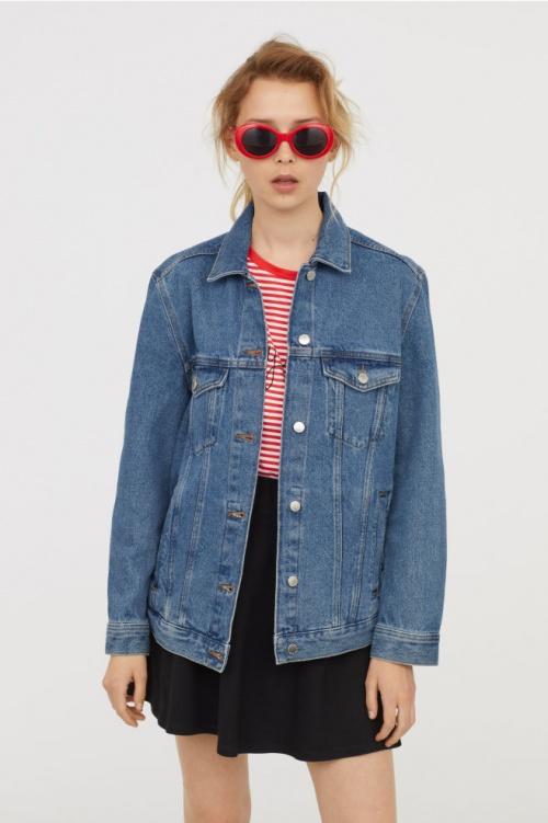 H&M - Veste en jean