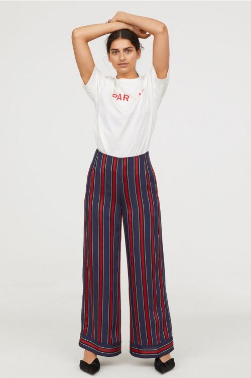 H&M - Pantalon ample