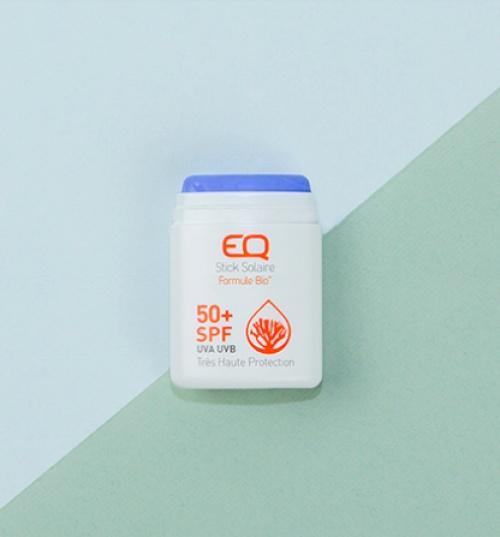 EQ Evoa - Stick visage & lèvres minéral bleu SFP 50