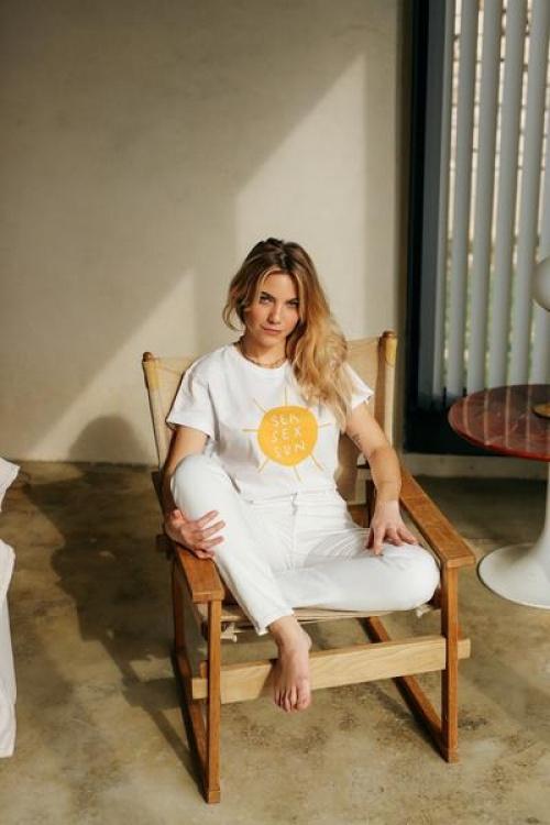 Elise Chalmain - T-shirt